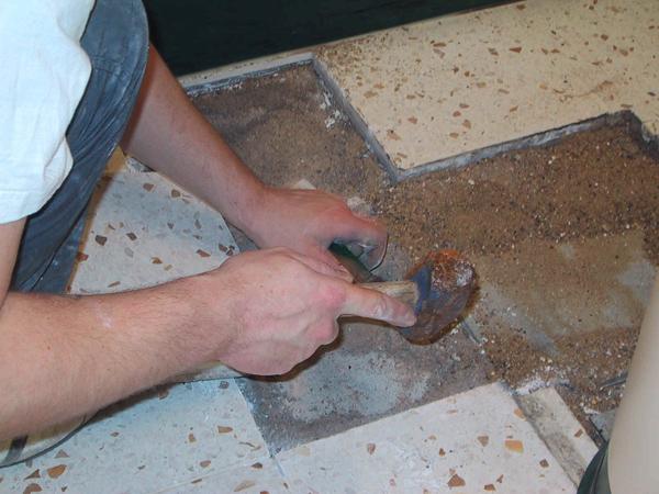 Terrazzo Flooring Cerface