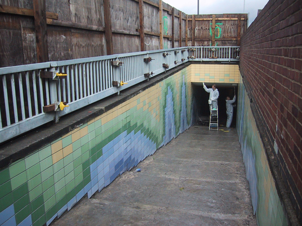 Subway Tiling